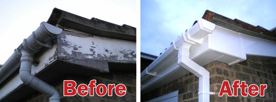Upvc Fascias Soffits Gutters Mister Window