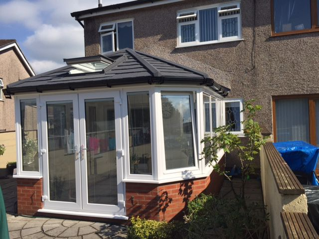 Conservatory Roof Replacement Mister Window